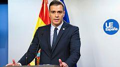 """Pedro Sánchez: """"Los culpables de los actos vandálicos serán identificados no habrá impunidad"""""""