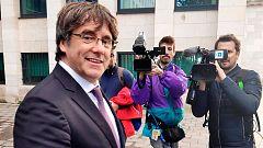 La Justicia belga deja a Puigdemont en libertad