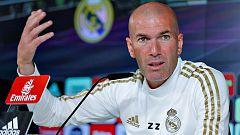 """Zidane: """"Tengo mi preferencia, pero jugaremos el Clásico cuando nos digan"""""""