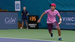 Tenis - ATP 250 Torneo Estocolmo. 1/4 Final: Krajinovic - Nishioka