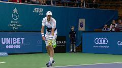 Tenis - ATP 250 Torneo Estocolmo. 1/4 Final: Carreño Busta - Querrey