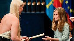 Lindsey Vonn recibe el Princesa de Asturias de los Deportes 2019