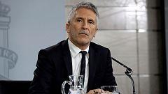 """El Gobierno advierte a los """"independentistas violentos"""" de que aolicará el código penal """"con toda contundencia"""""""