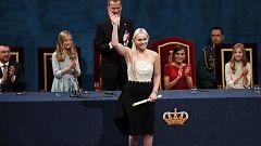 Lindsey Vonn, nueva Princesa de Asturias de los Deportes