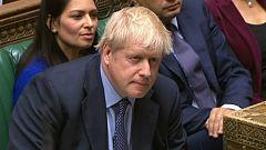 Johnson pide el apoyo para su nuevo acuerdo del 'Brexit'