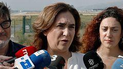 """Ada Colau hace un llamamiento a la calma: """"Esto no puede seguir así, Barcelona no se merece esto"""""""