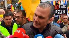 """Vox exige la declaración """"inmediata"""" del estado de emergencia en Cataluña"""