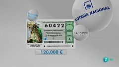 Lotería viajera - 19/10/19