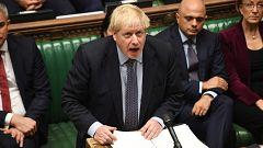 El Parlamento británico aplaza el 'Brexit' y fuerza una nueva prórroga