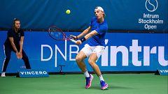 Tenis - ATP 250 Torneo Estocolmo. 2ª Semifinal: Sugita - Shapovalov