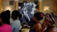 """Cuba despide a su """"prima ballerina assoluta"""" Alicia Alonso con funeral masivo"""