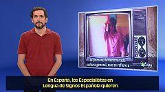 En lengua de signos - 20/10/19