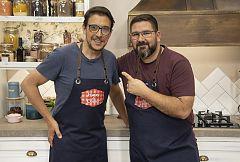 """El chef Francis Paniego visita """"Hacer de comer"""""""