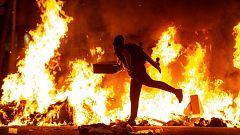 ¿Quién está detrás de la violencia en Cataluña?