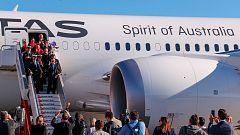 La aerolínea Qantas realiza un ensayo del vuelo comercial más largo, de Nueva York a Sídney