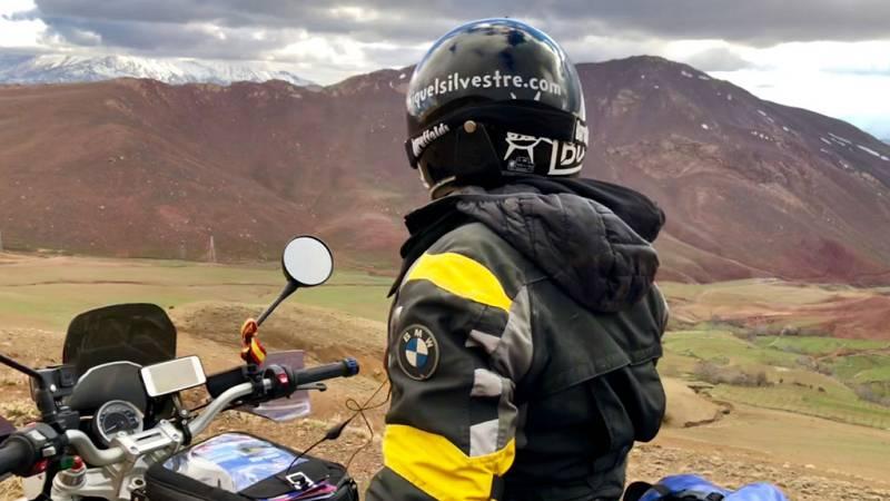 Diario de un nómada - Carreteras extremas 2: Carretera R307 (2ª parte) - ver ahora