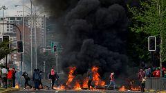 Los disturbios en Chile dejan al menos siete muertos