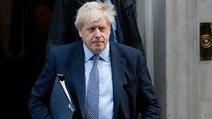 Johnson pretende que el Parlamento vote este lunes su acuerdo con Bruselas para el 'Brexit'