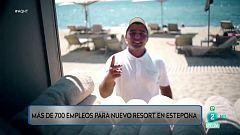 700 empleos en un nuevo resort