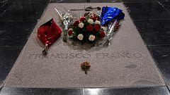 Franco será exhumado del Valle de los Caídos el 24 de octubre a las 10:30 horas