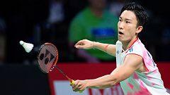 Bádminton - Open de Dinamarca, Final individual masculina: Kento Momota - Chen Long