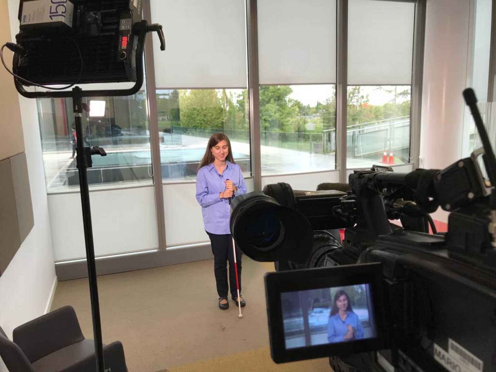 En Lengua de Signos - Sandra Timón, ejemplo de superación