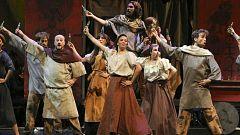 A partir de hoy - Entramos en las bambalinas del musical 'El médico'