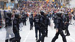 El sindicato mayoritario de la policía denuncia falta de medios en el dispositivo en Cataluña