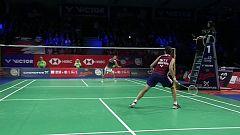 Bádminton - Open de Dinamarca, Final individual femenina: N.Okuhara - Tai Tzu-ying