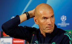 """Zidane: """"Me molesta lo que se está diciendo, que se pueda cambiar el entrenador"""""""