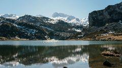 Lluvia muy fuerte en toda el área mediterránea y nieve en las montañas