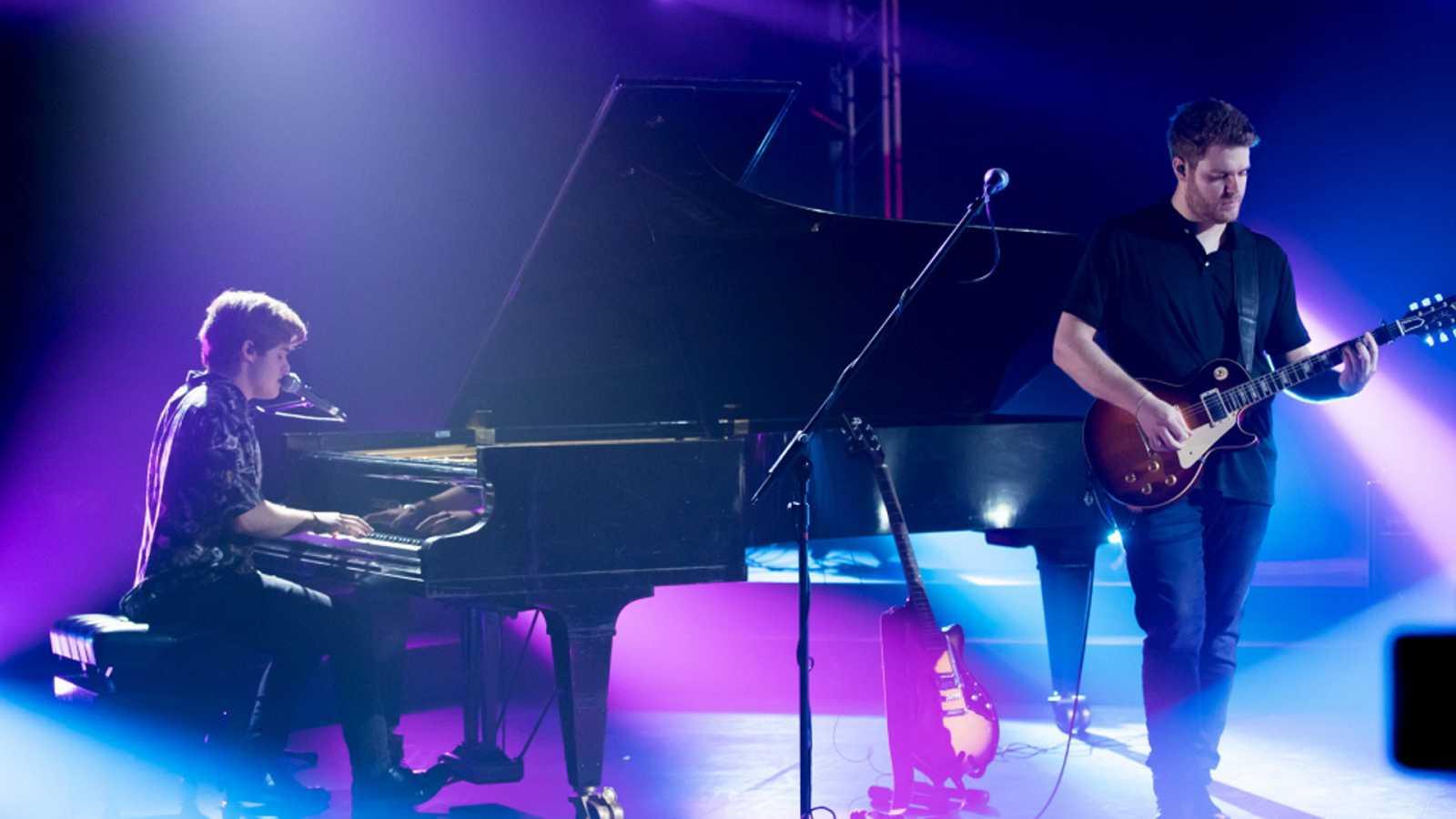 Los conciertos de Radio 3 - The new System - ver ahora