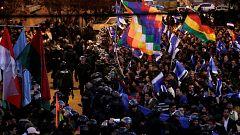 La violencia se extiende en Bolivia mientras se espera el resultado electoral oficial