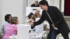 El Partido Liberal de Justin Trudeau gana las elecciones en Canadá