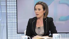 """Gamarra (PP) considera que el Gobierno debería recuperar """"algunas competencias"""" que tiene transferidas Cataluña"""