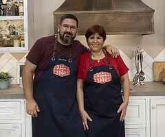 """Mercedes Guillén, una de nuestras espectadoras, visita """"Hacer de comer"""""""