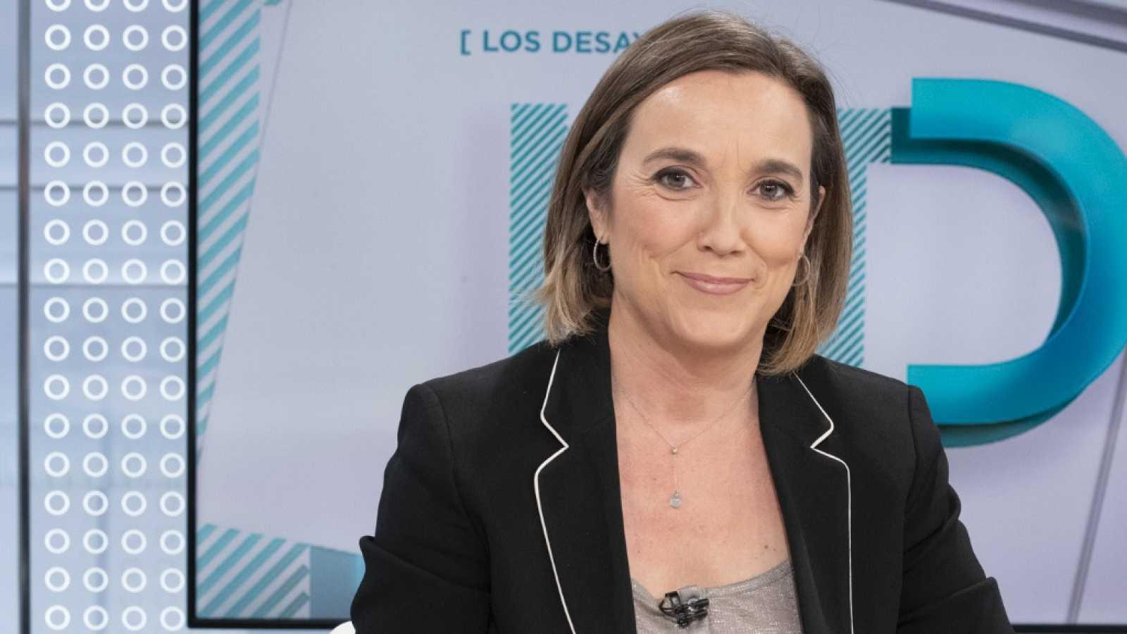 Los desayunos de TVE - Cuca Gamarra, Vicesecretaria de Política social del PP- ver ahora