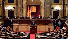 JxCat, ERC y CUP pactan una nueva resolución para rechazar la sentencia y aludir a la autodeterminación