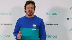 Corazón - Fernando Alonso quiere salvar los océanos