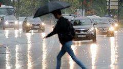 La llegada de una nueva DANA activa la alerta por fuertes lluvias en 13 provincias