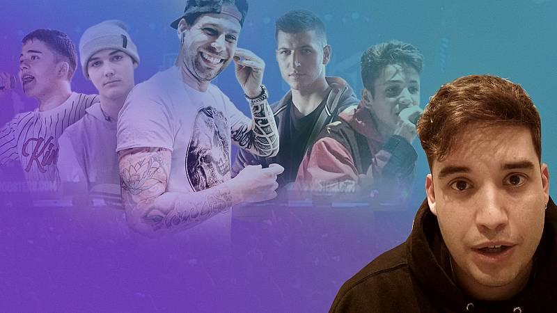 Playzfree - Kapo013 analiza la FMS México y la final de la Red Bull Argentina