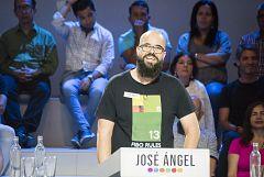 Vaya Crack - Jose Angel Murcia, un profesor que hace fáciles las mates