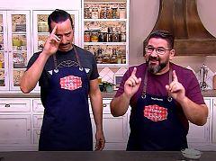 """El actor Pablo Puyol visita """"Hacer de comer"""""""