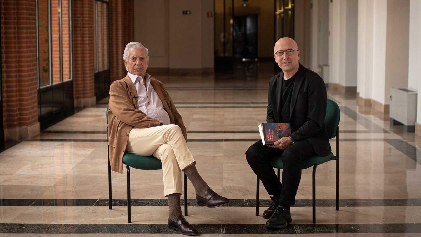 Página Dos - Mario Vargas Llosa - ver ahora