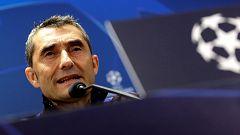 """Valverde pide """"sentido común"""" para la disputa del Clásico"""