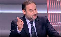 """Ábalos, sobre quién está detrás de los violentos en Cataluña: """"No lo sé, pero hay medios y recursos que exigen financiación"""""""