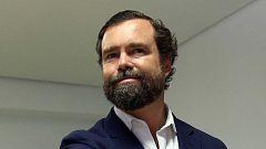 """Espinosa de los Monteros defiende a Macarena Olona: """"Tocaba hablar de Cataluña y tenía derecho a pedirlo"""""""