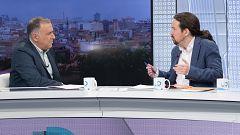 """Iglesias cree que habrá elecciones pronto en Cataluña: """"Hay de todo menos unidad en el independentismo"""""""