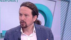 """Iglesias, partidario de posponer la exhumación de Franco por """"electoralista"""""""