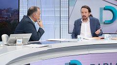 """Iglesias aboga por los """"indultos"""" para los presos del 'procés' porque contribuiría a la """"concordia"""""""